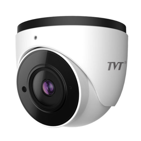 Domo IP TVT 5Mpx (2,8mm )IR 30m con Análisis de video.